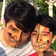 Hire Professional Face Painting in Orange County | OC Fun