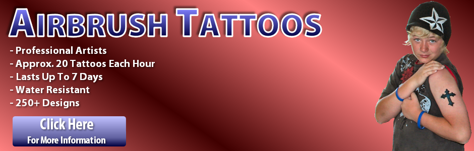 airbrush tattoos orange county